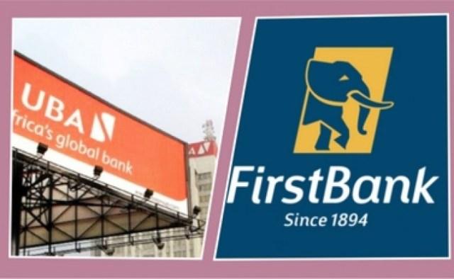 Image result for UBA, GTB, First Bank