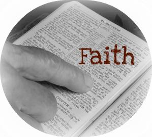 faith - round