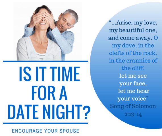 Is it time for a date night-