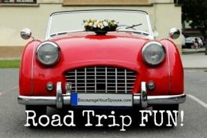 Road trip Fun on wheels