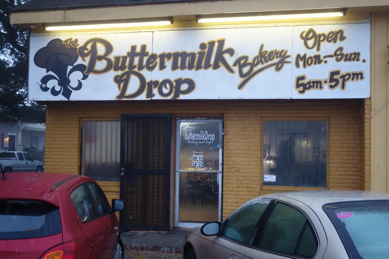 Buttermilk Drop Bakery Cafe New Orleans La