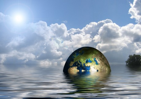 "EPIC ""Biblical Flooding"" underway Globally Flooding-Public-Domain-460x324"