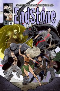 Endstone Issue 10
