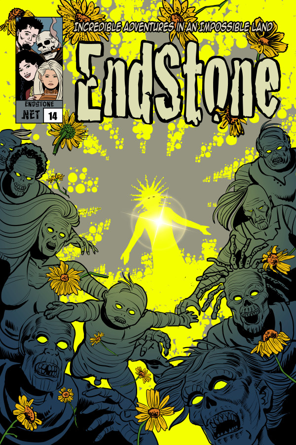14.00 Endstone Fantasy Comic