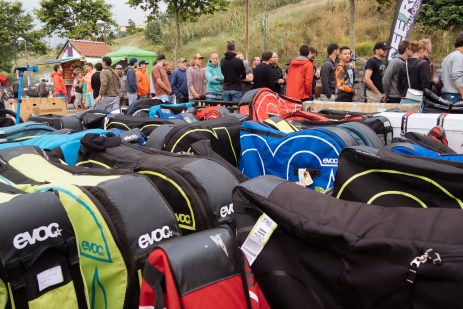 Bikes Bags alles Evoc oder was?=)