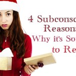 4 Subconscious Reasons Why it's So Hard to Receive
