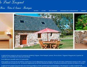 Site web : www.gitedepontlosquet.fr