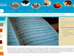 Site web : radomisol.fr