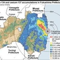 Fukushima Prefecture Inhabited By New Long-Term Resident - High cesium levels detected in nearly half of Japans largest prefecture