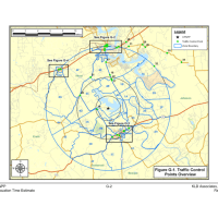 Comanche Peak Nuclear Power Plant Evacuation Maps