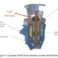 Indian Point shutdown Unit 2 due to Reactor Coolant Pump leakage from seals