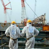 Japan seeking international assistance with Fukushima Daiichi fuel removal