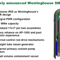 Westinghouse backs out of Small Modular Reactor market