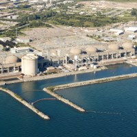 Pickering nuclear power plant focusing on reducing nuclear waste