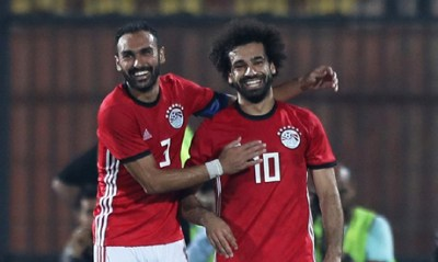 Salah scores wonder goal as Egypt crush eSwatini 4-1 in AFCON qualifiers - National Teams ...