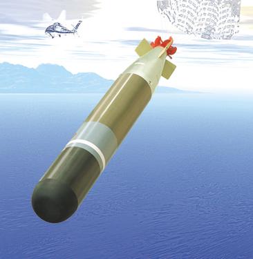 MK 54 lightweight torpedo