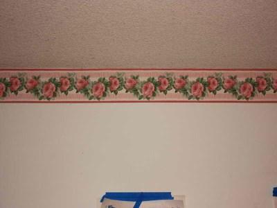 Wallpaper Borders For Living Room 18 Ideas - EnhancedHomes.org