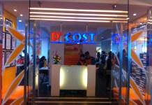 D Cost Seafood at Mega Mall Batam Center