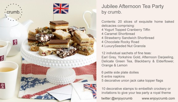 jubilee tea party