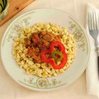 Pörkölt - a Hungarian meat stew