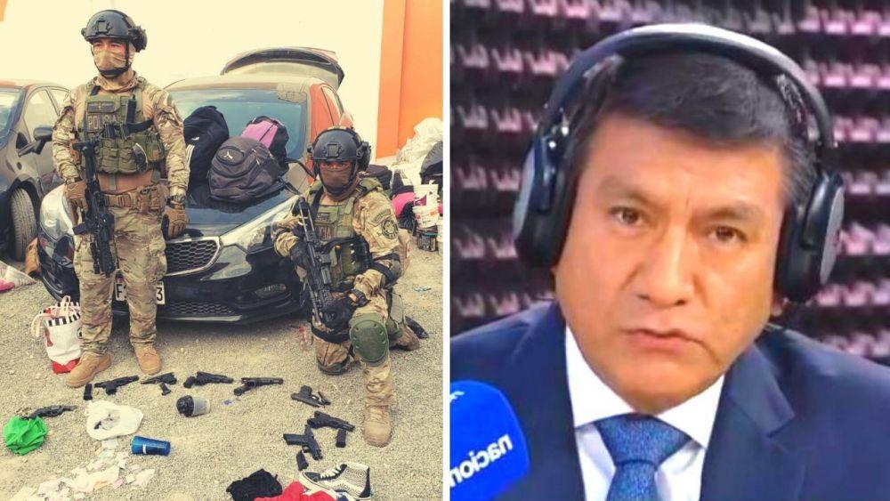 Perú crea grupo para combatir delincuentes venezolanos