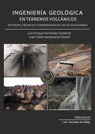 """Santamarta & Hernández: """"Ingeniería Geológica en Terrenos Volcánicos"""""""