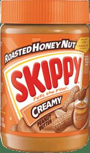 skippyRoastedHoneyNutCreamy