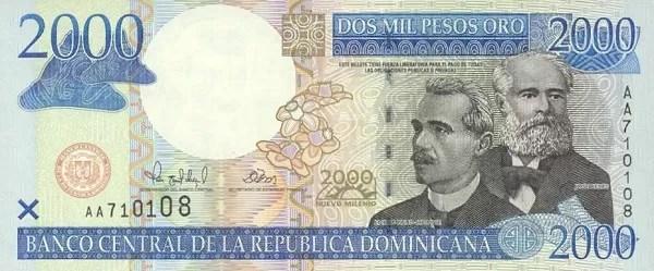 2mil pesos
