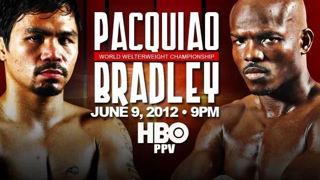 Pacquiao Vs Bradley en vivo