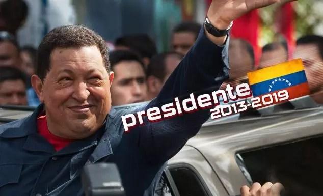chavez presidente