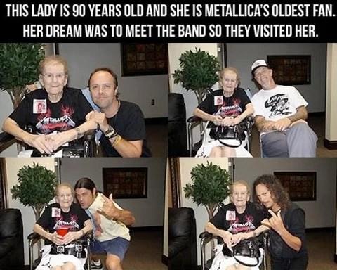 Abuela-Metallica