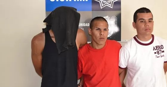 mexicanos presos