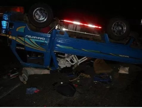 Accidente Puerto Plata