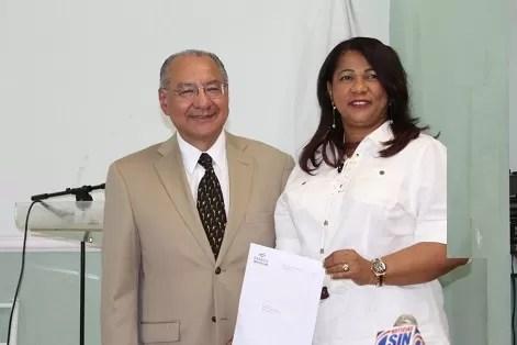 Manuel Rocha y Lorenza Rojas