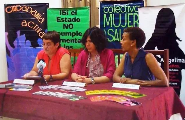 organizaciones feministas