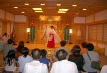 方違神社神楽