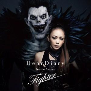 安室奈美恵 Single「Dear Diary / Fighter」[CD]初回限定盤<映画ビジュアル・ピクチャーレーベル仕様ジャケ写