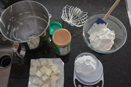 The Peanut Butter Mousse Ingredients