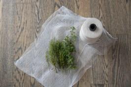 The herb bundle