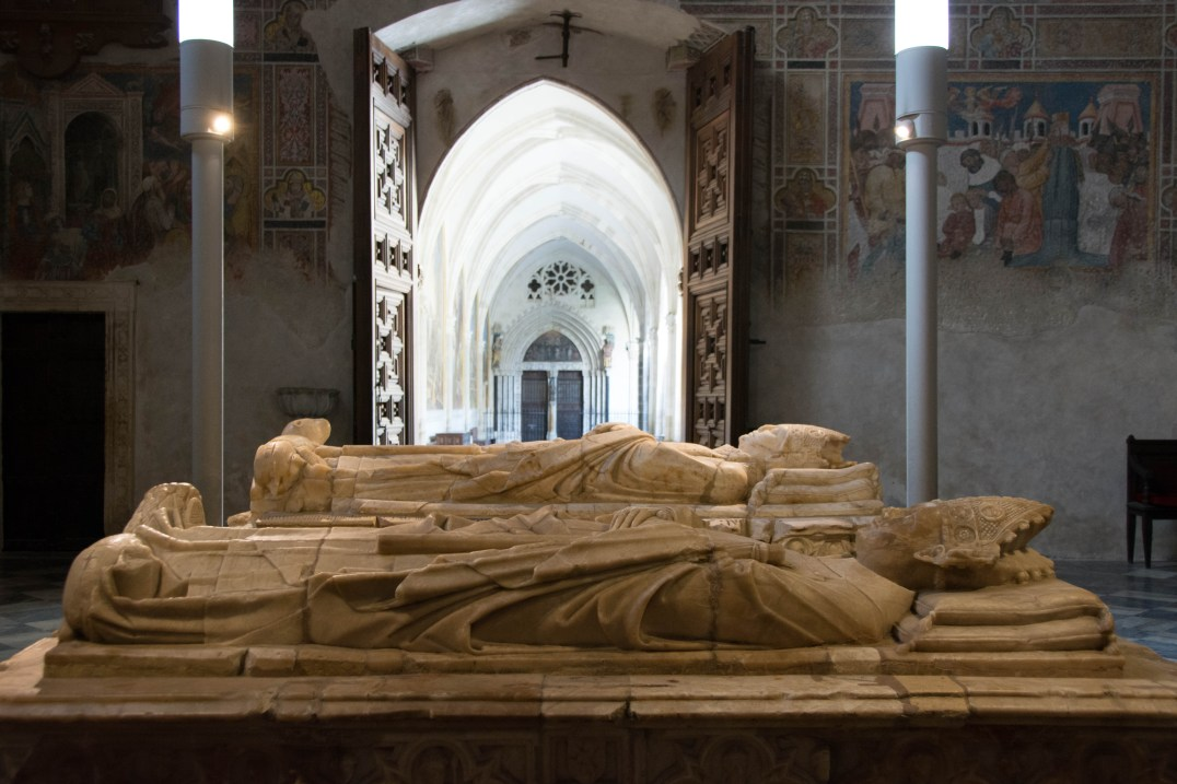 The tomb of St. Blaise
