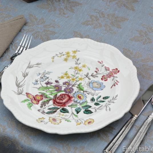 Spode Romney Dinner Plate-4857