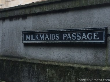 Milkmaid's passage