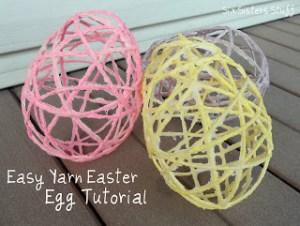 Easter Egg YArn