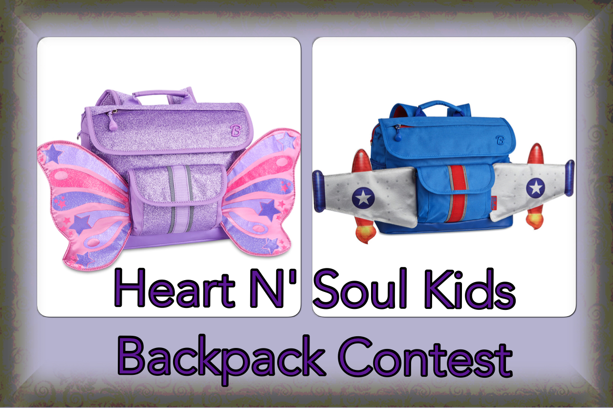 KIDS BACKPACK CONTEST (Expired)