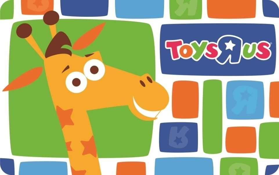 $50 Toys R Us Gift Card Contest -PART 1