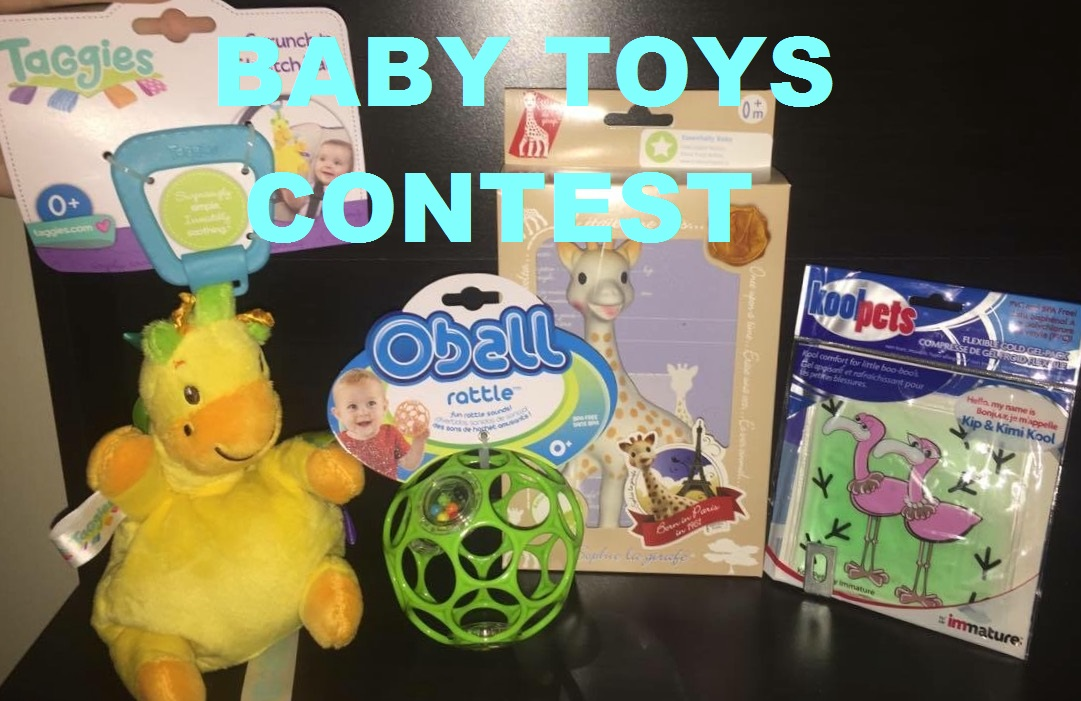 BABY TOYS CONTEST