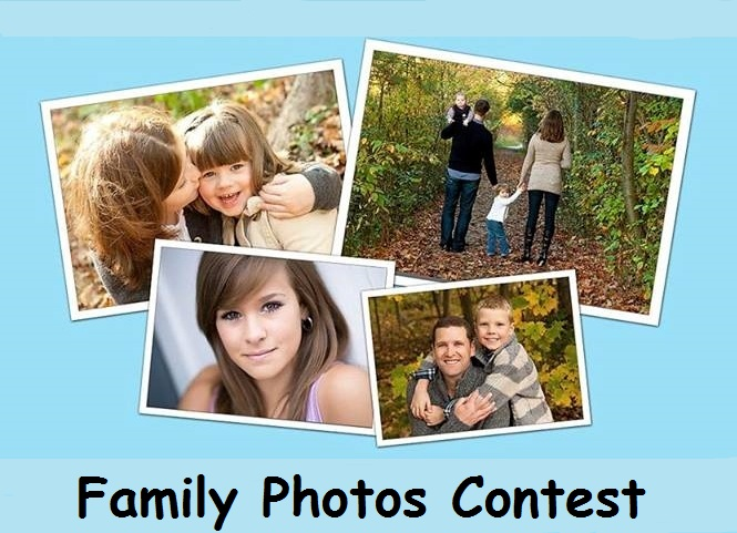 Family Photos Contest ($175 Value)