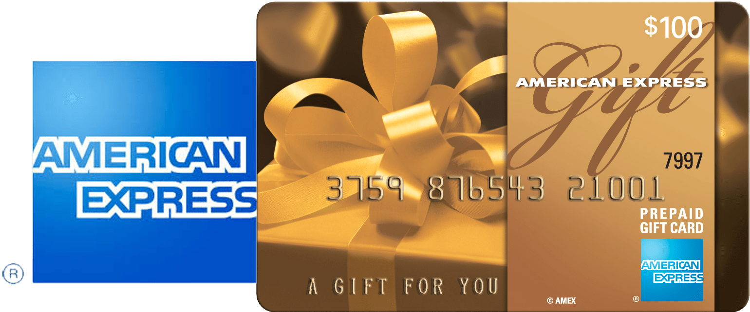 $100 AMEX GIFT CARD CONTEST