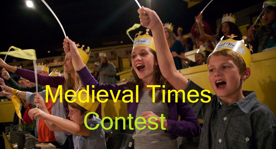 Medieval Times Father's Day Contest