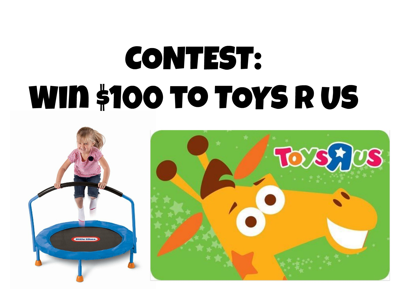 $100 Toys R Us Gift Card